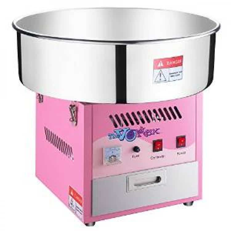Cotton Candy Machine with cart $65